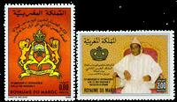 Marokko - YT 998-99 - Postfrisk
