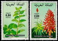 Marokko - YT 967-68 - Postfrisk