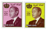 Marokko - YT 964-65 - Postfrisk