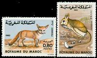 Marokko - YT 962-63 - Postfrisk