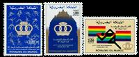 Marokko - YT 950-52 - Postfrisk