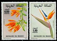 Marokko - YT 947-48 - Postfrisk