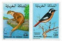 Marokko - YT 842-43 - Postfrisk