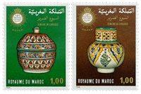 Marokko - YT 808-09 - Postfrisk