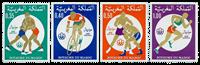 Marokko - YT 765-68 - Postfrisk
