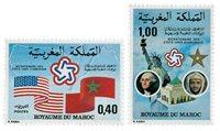 Marokko - YT 763-64 - Postfrisk