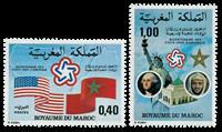 Maroc - YT 763-64 - Neuf