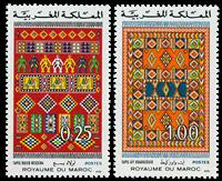 Marokko - YT 741-42 - Postfrisk