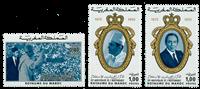 Marokko - YT 738-40 - Postfrisk