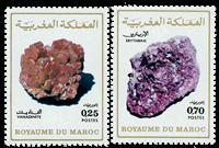 Marokko - YT 698-99 - Postfrisk