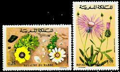Marokko - YT 687-88 - Postfrisk