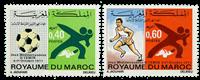 Maroc - YT 625-26 - Neuf