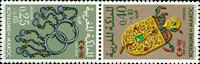 Marokko - YT 586-87 - Postfrisk