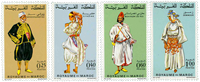 Maroc - YT 565-68 - Neuf