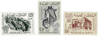 Marocco - YT 461-63 - Mint