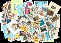 Alto Volta - lotto di 269 francobolli + 60 foglietti Nuovi 1960/1984