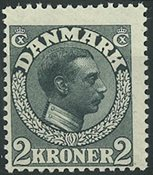 Danemark 1913 - AFA 76 - Neuf