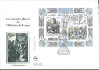 France - Grde env. Renaissance 2016 EPJ - Env.premier jour