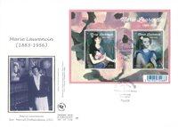 France - Grde Env.BF Marie Laurencin 16 - Env.premier jour