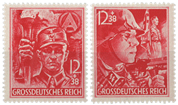 German Empire 1945 - SA and SS - Mint