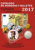 Edifil katalog - Monedas y Billetes de Espana 2017