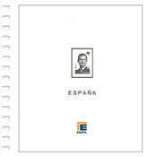Suplementos Espana 2016 Parcial, Papel blanco, estuches transperentes