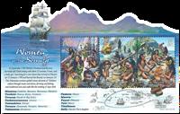 Pitcairn Øerne - Skibet Bounty's kvinder - Postfrisk miniark