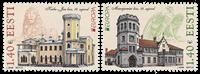 Estonia - Europa 2017 - Mint set 2v