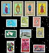 Algérie - Année 1971 neuve compl.