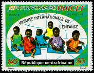 Centralafrika - YT PA97 - Postfrisk