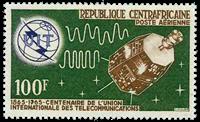 Centralafrika - YT PA32 - Postfrisk