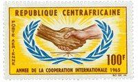 République Centre Afrique - YT PA29 - Neuf