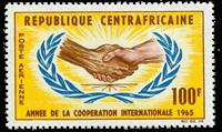 Centralafrika - YT PA29 - Postfrisk