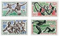 République Centre Afrique - YT PA22-25 - Neuf