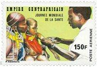 République Centre Afrique - YT PA183 - Neuf