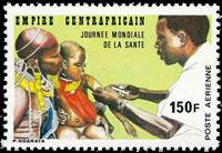 Centralafrika - YT PA183 - Postfrisk
