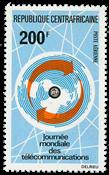 Centralafrika - YT PA116 - Postfrisk