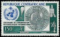 Centralafrika - YT PA121 - Postfrisk