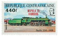 République Centrafricaine - YT 654 - Neuf