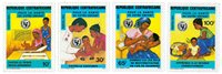 République Centrafricaine - YT 636-39 - Neuf