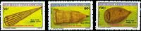 Centralafrika - YT 640-42 - Postfrisk