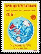 Centralafrika - YT 591 - Postfrisk