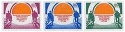 République Centrafricaine - YT 599-601 - Neuf