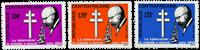 République Centrafricaine - YT 538-40 - Neuf