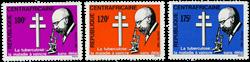 Centralafrika - YT 538-40 - Postfrisk