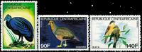 Centralafrika - YT 476-78 - Postfrisk