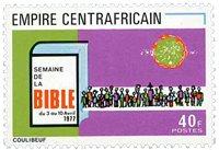 République Centrafricaine - YT 312 - Neuf