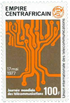 Centralafrika - YT 314 - Postfrisk