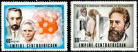 Centralafrika - YT 267-68 - Postfrisk