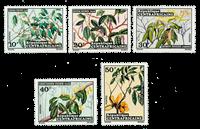 Centralafrika - YT 191-95 - Postfrisk